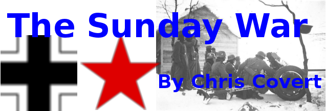 The Sunday War logo